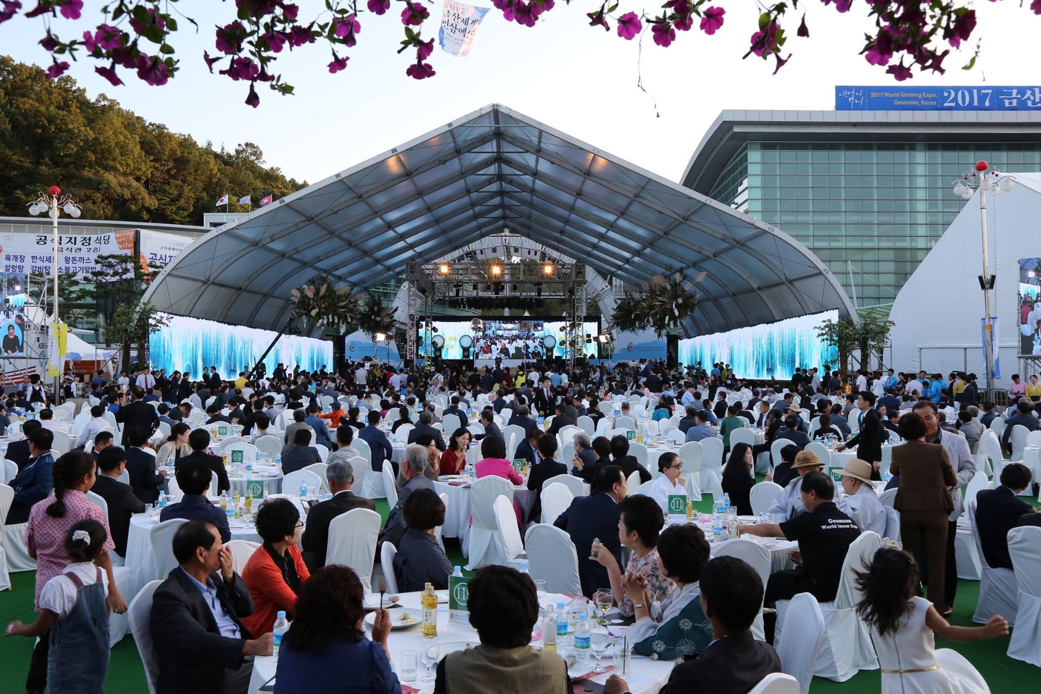 2017 금산세계인삼엑스포